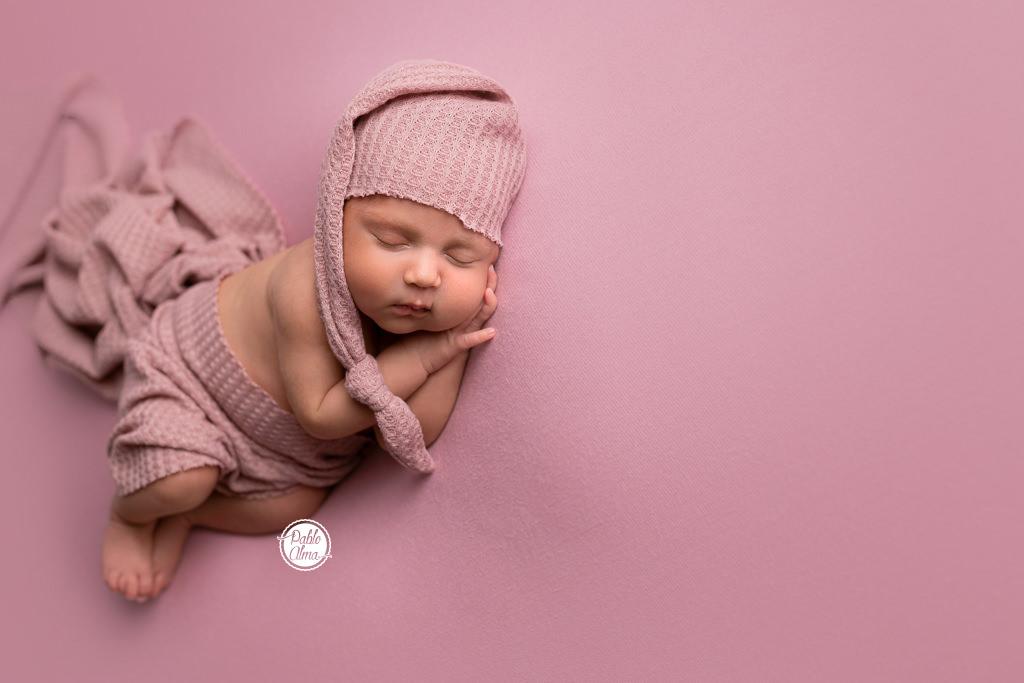 Fotos de Recién Nacido para niña