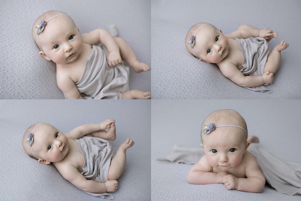 Foto Infantil al atardecer