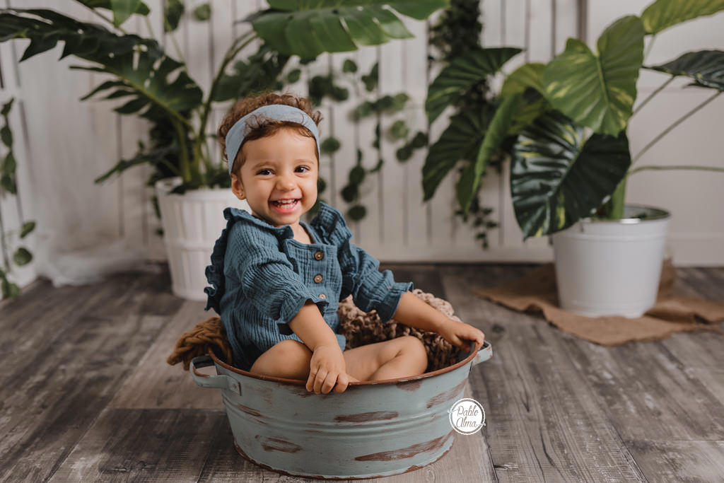 Foto de niña - Bebé de 2 años
