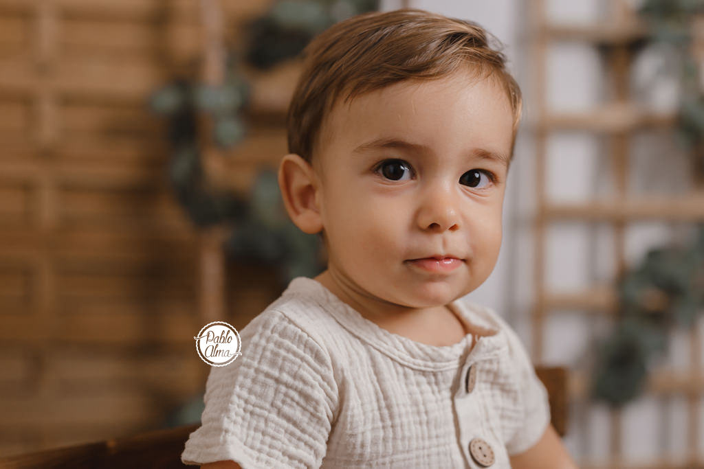 Foto de primer cumpleaños