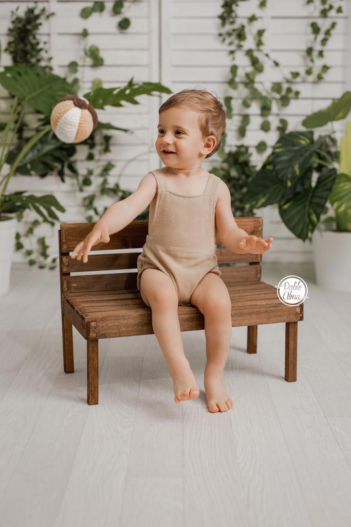 Foto de Bebé de 2 años - Niña