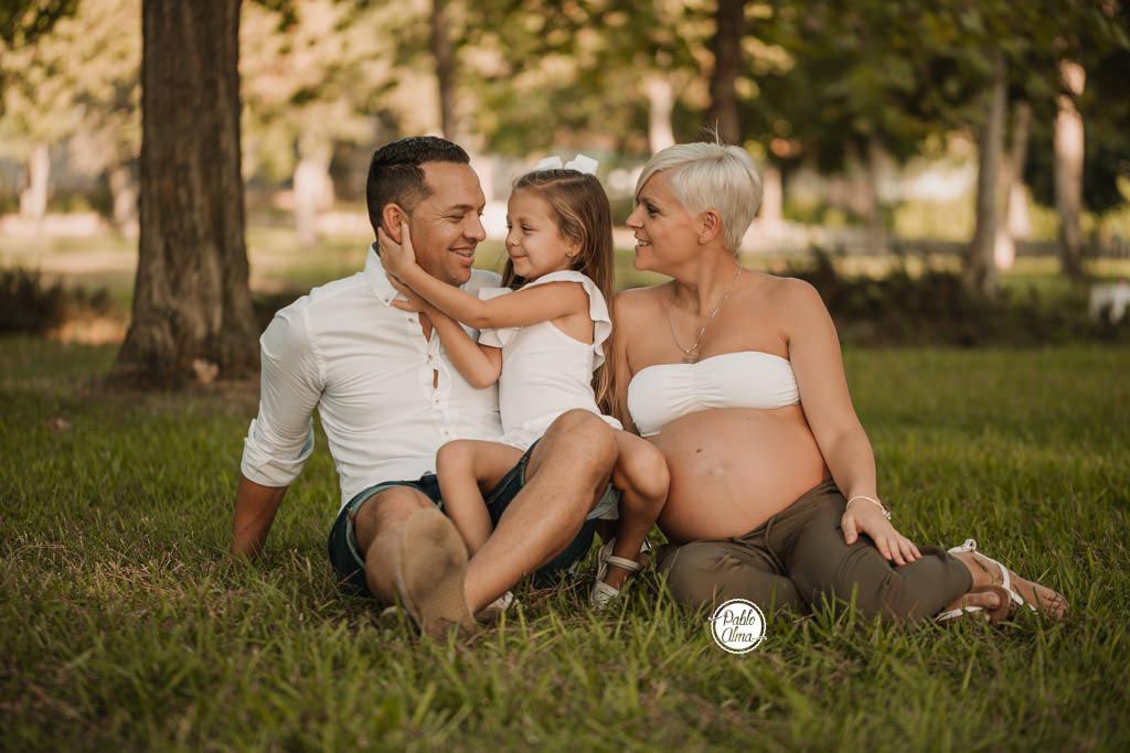 Fotos Familiares de Embarazo