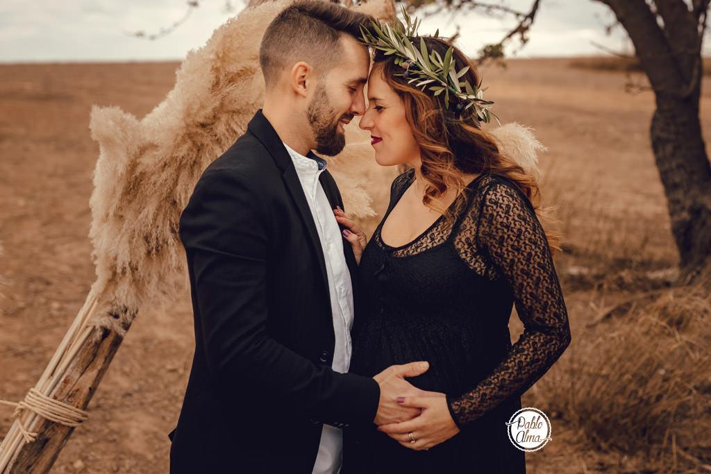 Fotos Embarazada en Pareja