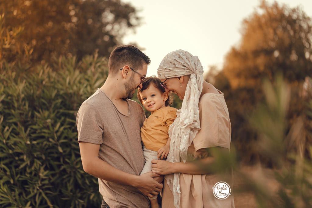 Foto de Familia Emotiva